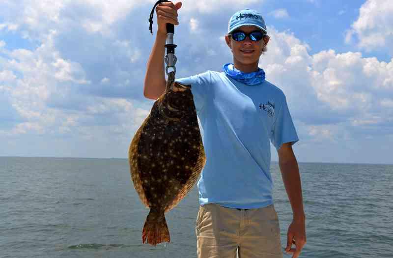 flounder myrtle beach