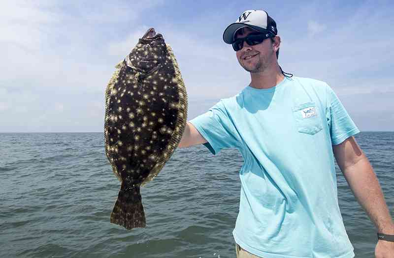 Myrtle beach flounder fishing 0121 myrtle beach guide for Myrtle beach shark fishing charters
