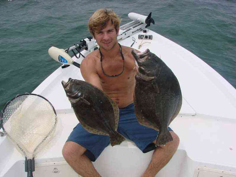 flounder fishing myrtle beach