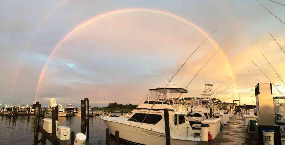 WInyah Bay Rainbow