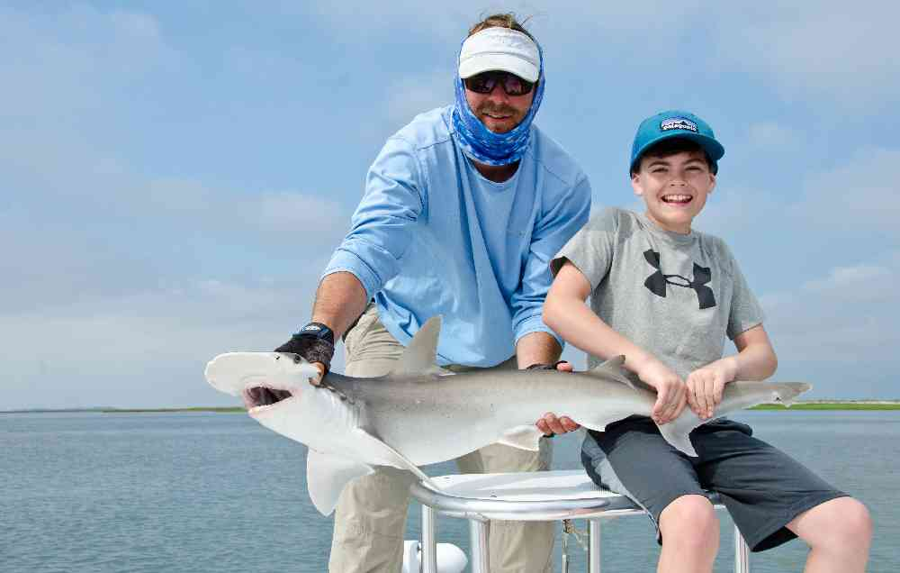 Shark Fishing Myrtle Beach 821