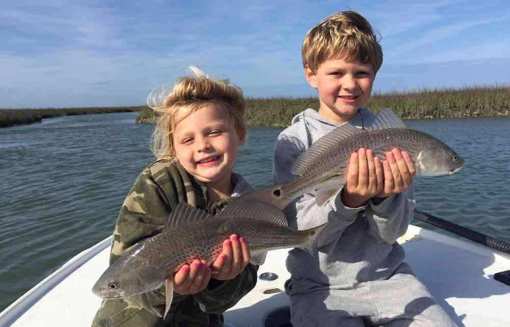 myrtle beach fishing report
